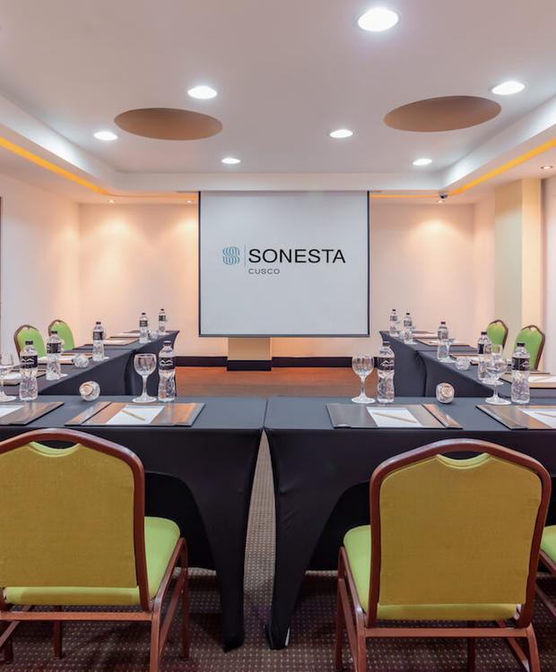 Meeting room Sonesta Hotel Cusco Cusco