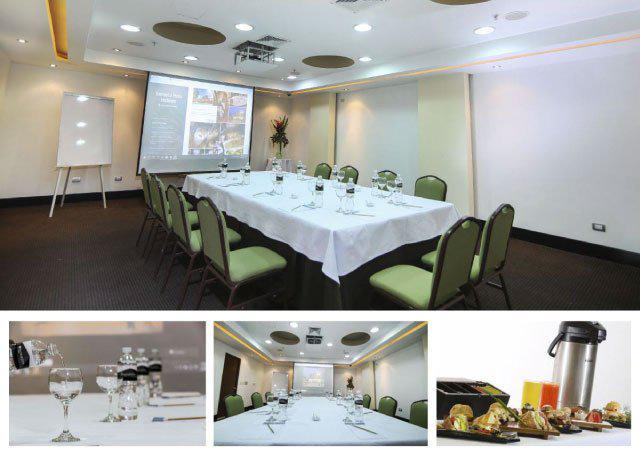 Meeting rooms Sonesta Hotel Cusco Cusco